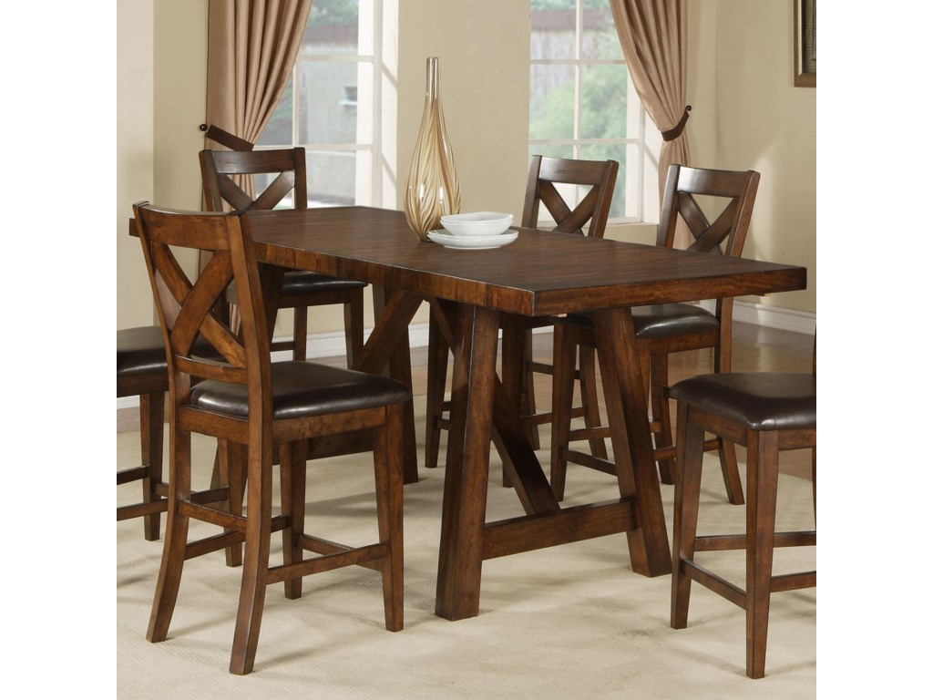 Holland house lakeshore 1278 tpb3696 colonial pub table w 2 leaves holland house lakeshorecolonial counter height table watchthetrailerfo