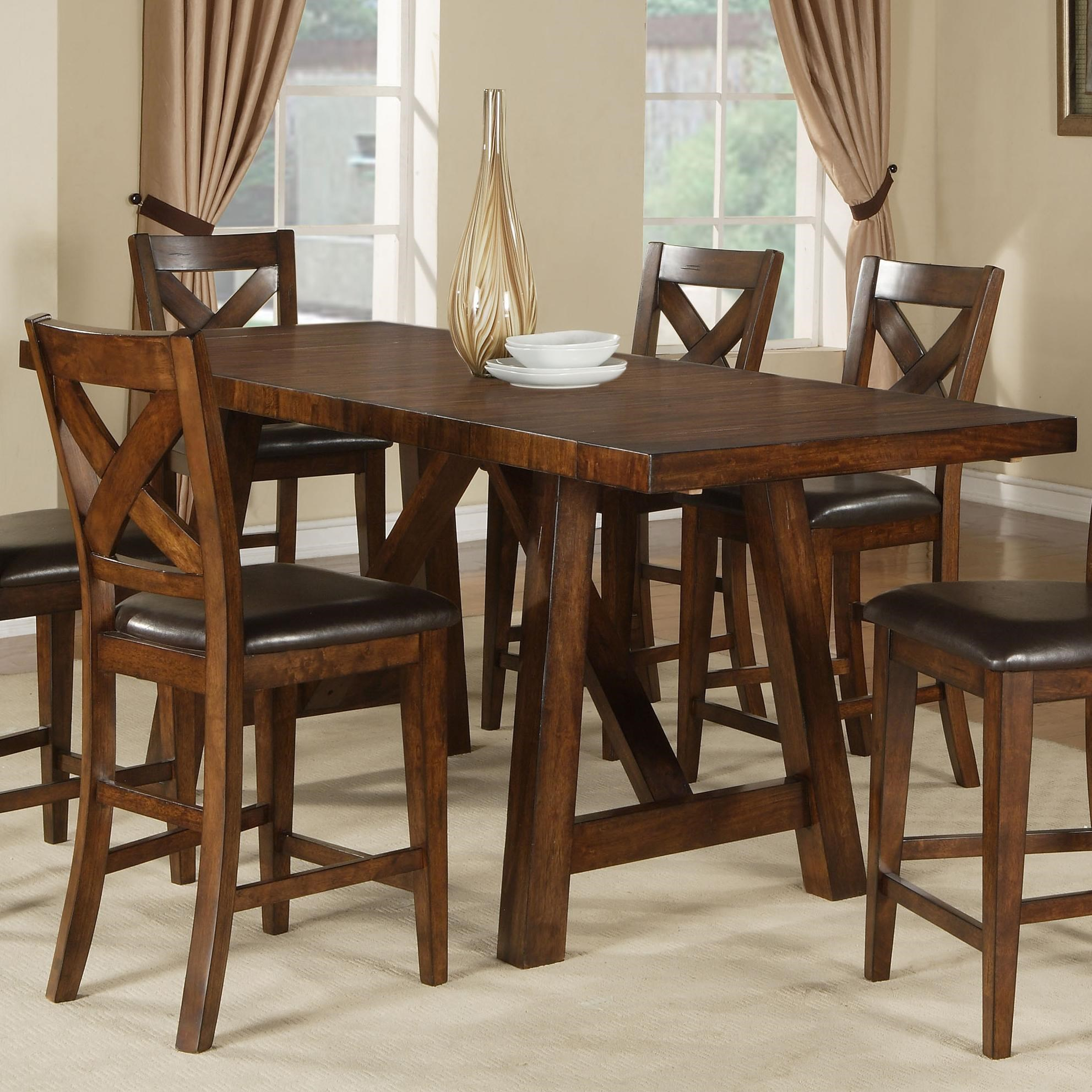 Holland House LakeshoreColonial Counter Height Table ...