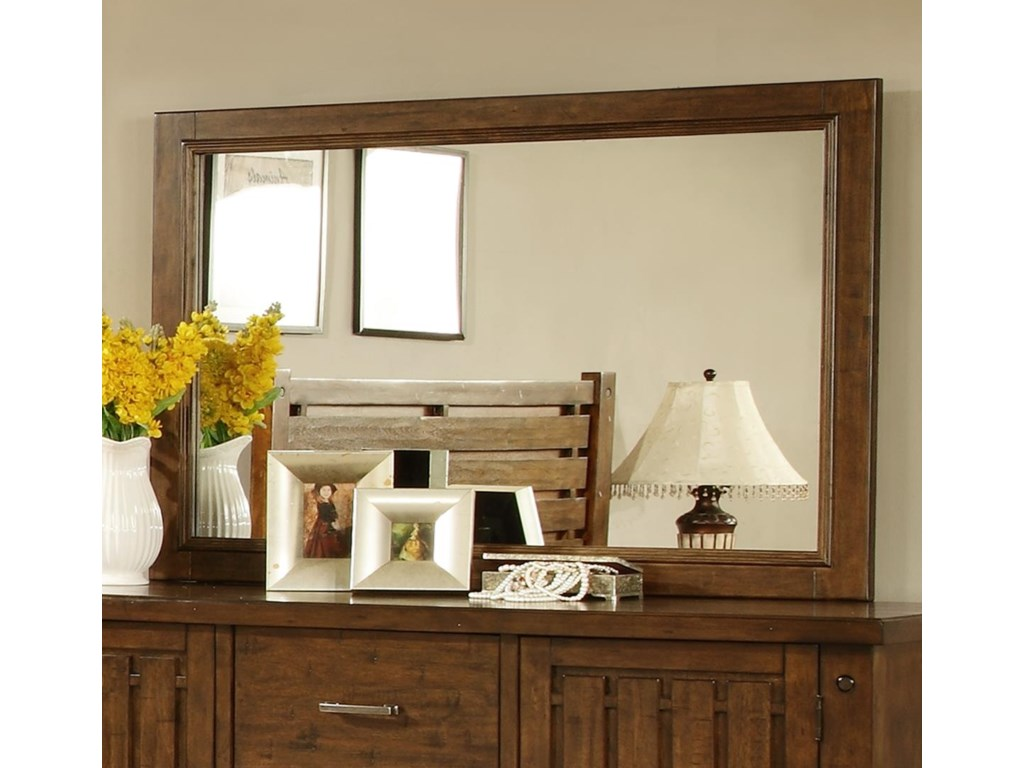 Morris Home Furnishings Boulder CreekBoulder Creek Mirror