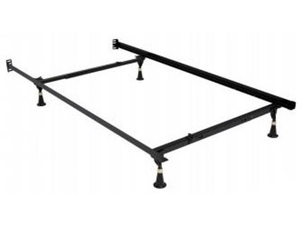 Hollywood Bed Frame Company Premium Lev-R-LockTwin Full Bed Frame