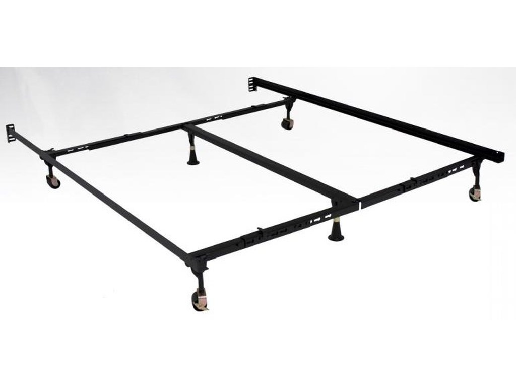Hollywood Bed Frame Company Premium Lev-R-LockQueen King Bed Frame