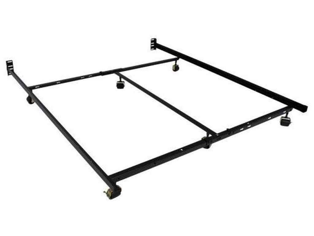 Hollywood Bed Frame Company Premium Lev-R-Lock Low ProfileAdjustable Bed Frame
