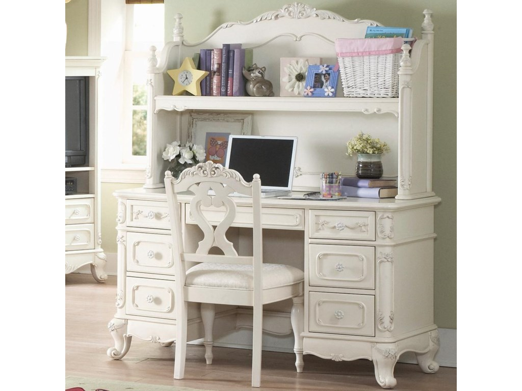 Homelegance 1386Youth Desk Hutch