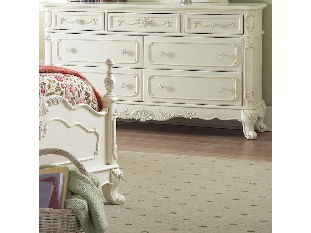 Homelegance 1386Victorian Dresser