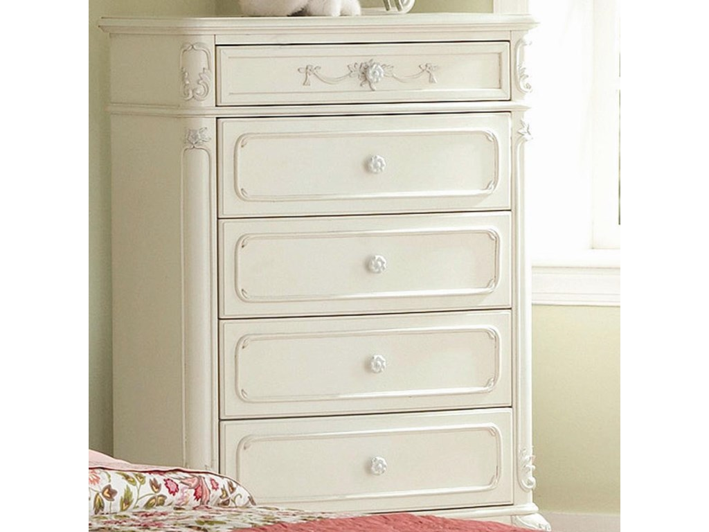 Homelegance 13865 Drawer Chest
