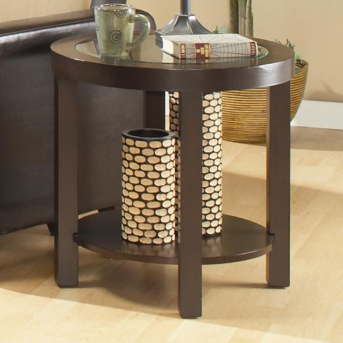 Homelegance 3219Round End Table