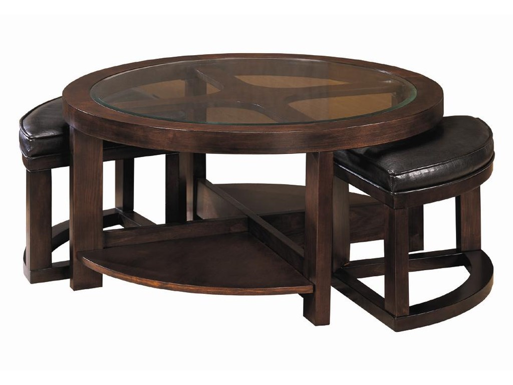 Homelegance Furniture 3219Round Cocktail Table