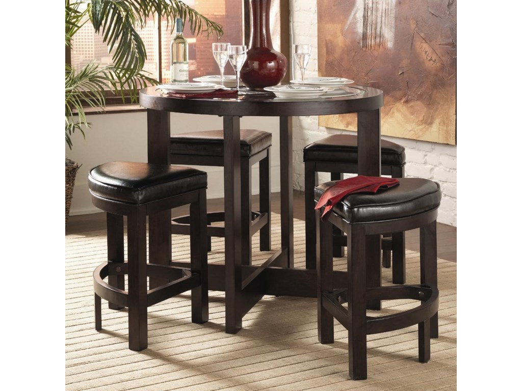 Homelegance 32195Pc Counter Height Dining Set