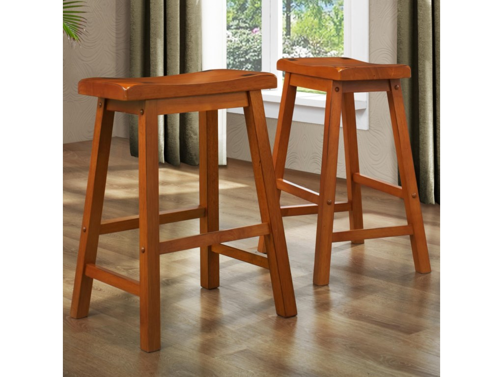 Homelegance 530224 Inch Stool