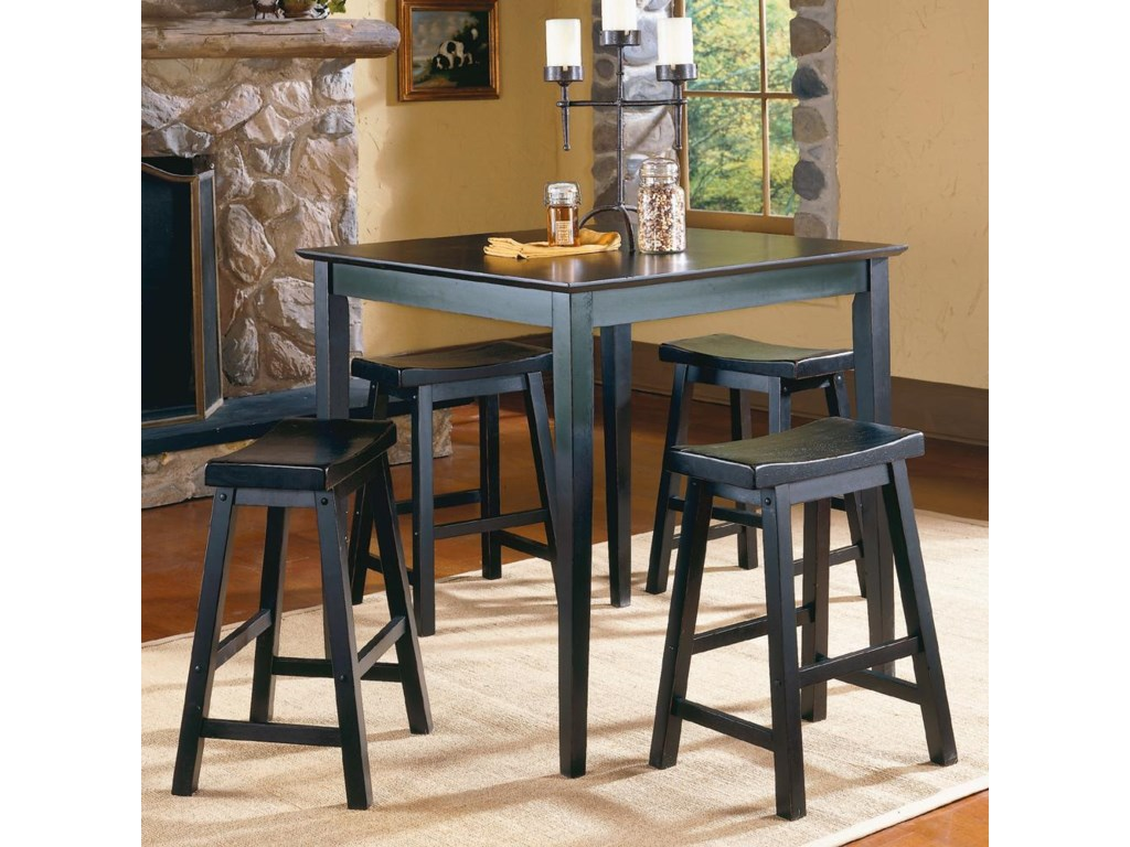 Homelegance 53025Pc Counter Height Dinette Set