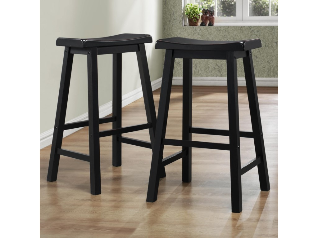 Homelegance 530229 Inch Stool