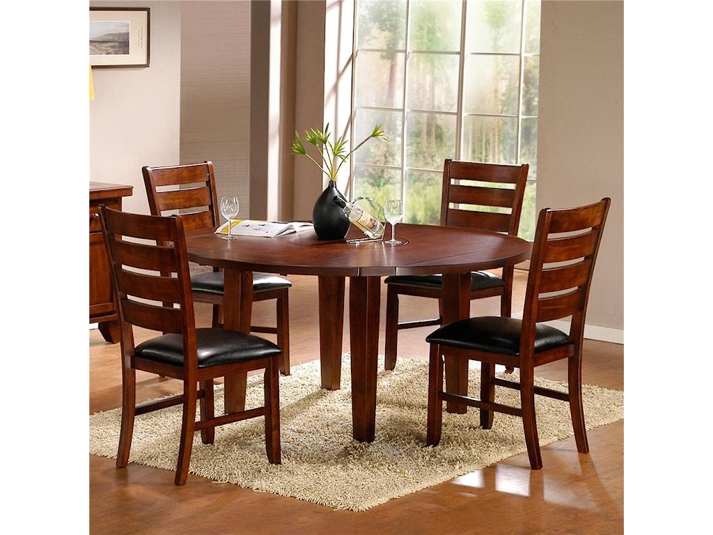 Homelegance AmeilliaFive Piece Dining Set