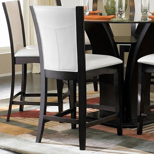 Homelegance 710 Upholstered Counter Height Stool