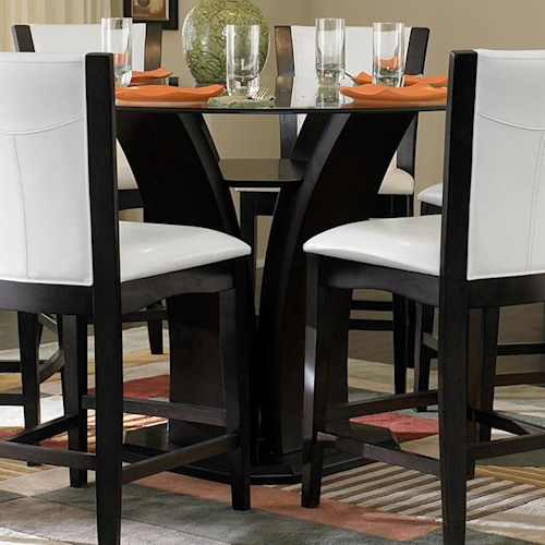 Homelegance 710 Counter Height Dining Table