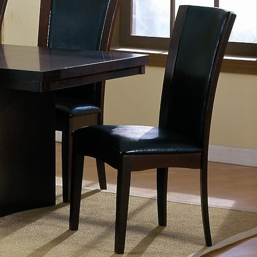 Homelegance 710 Parson Side Chair