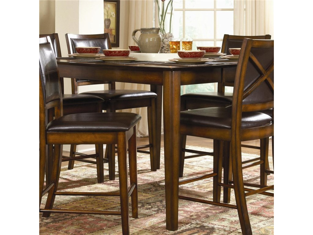 Homelegance Verona7 Piece Counter Height Dining Set