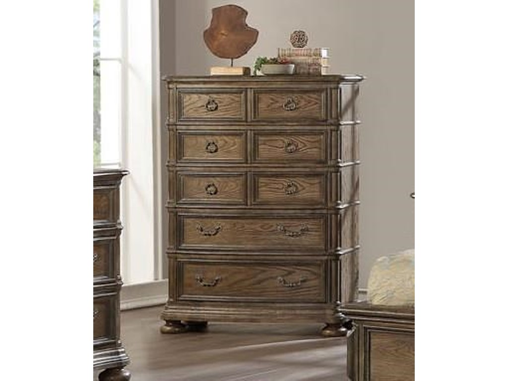 Home Insights Bryce CanyonDrawer Chest