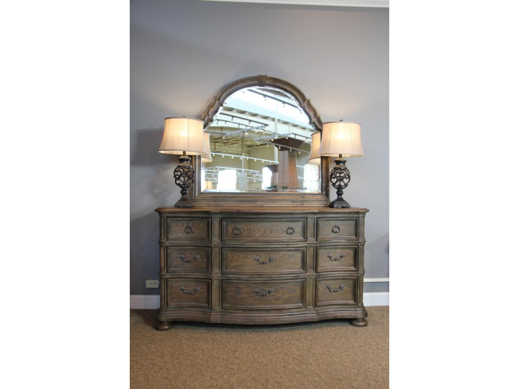 Home Insights Bryce CanyonDresser & Mirror
