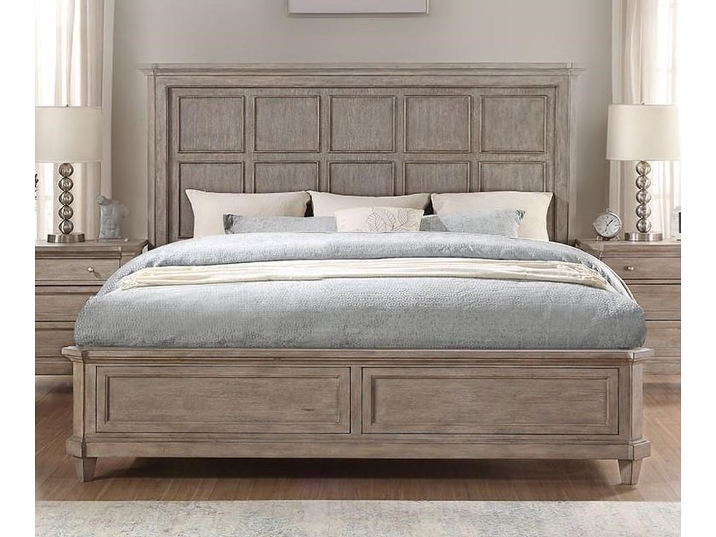 Home Insights NewportKing Panel Bed