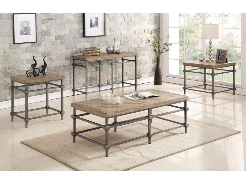 Home Insights HallbrookeEnd Table