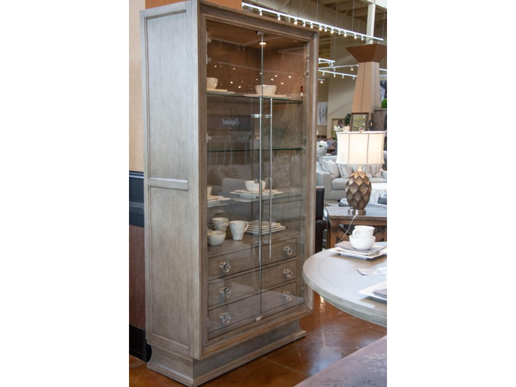 Home Insights ManhattanBunching Display Curio Cabinet