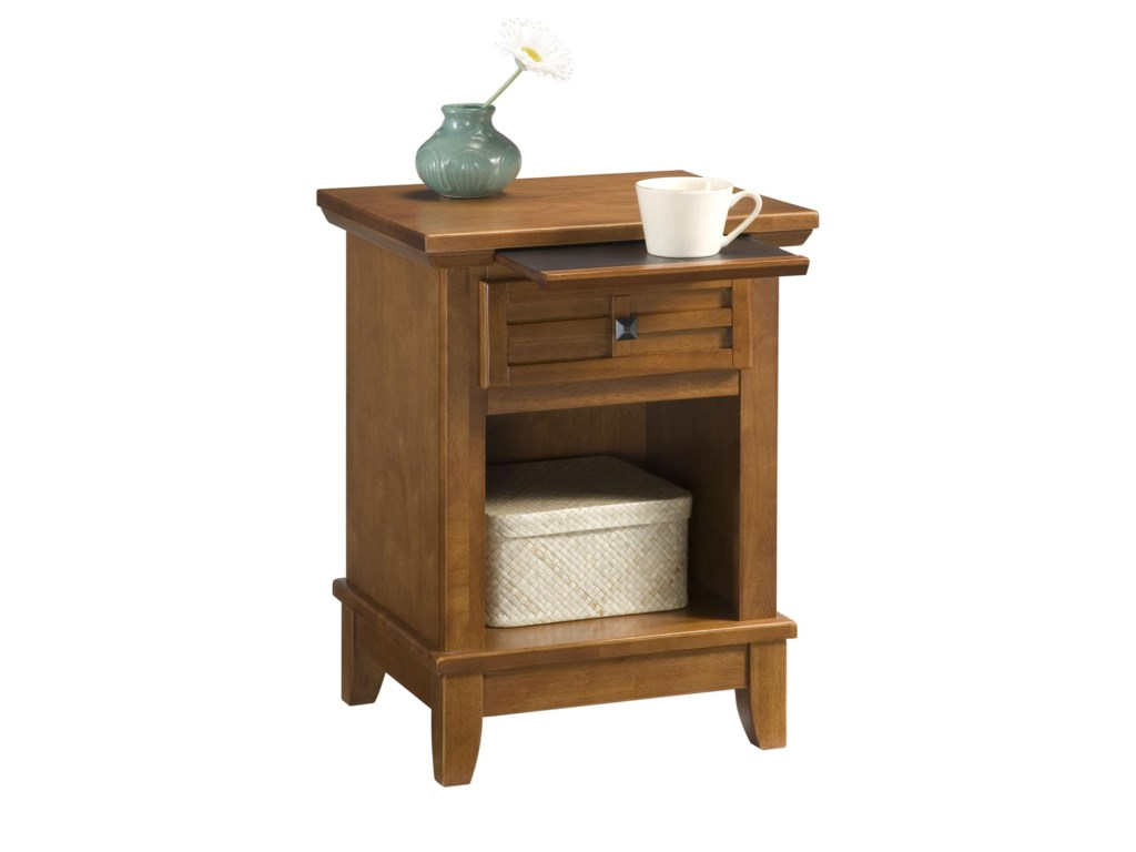 Home Styles Arts and CraftsNightstand