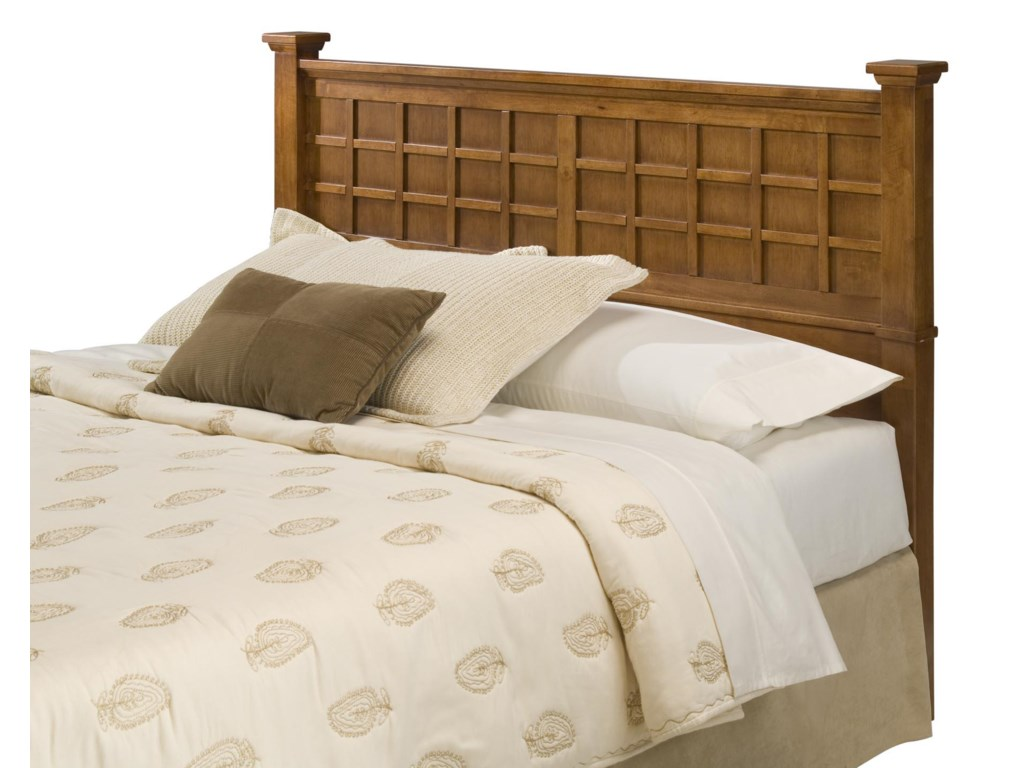 Home Styles Arts and CraftsQueen Headboard