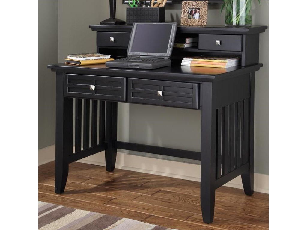 Home Styles Arts and CraftsStudent Desk and Hutch
