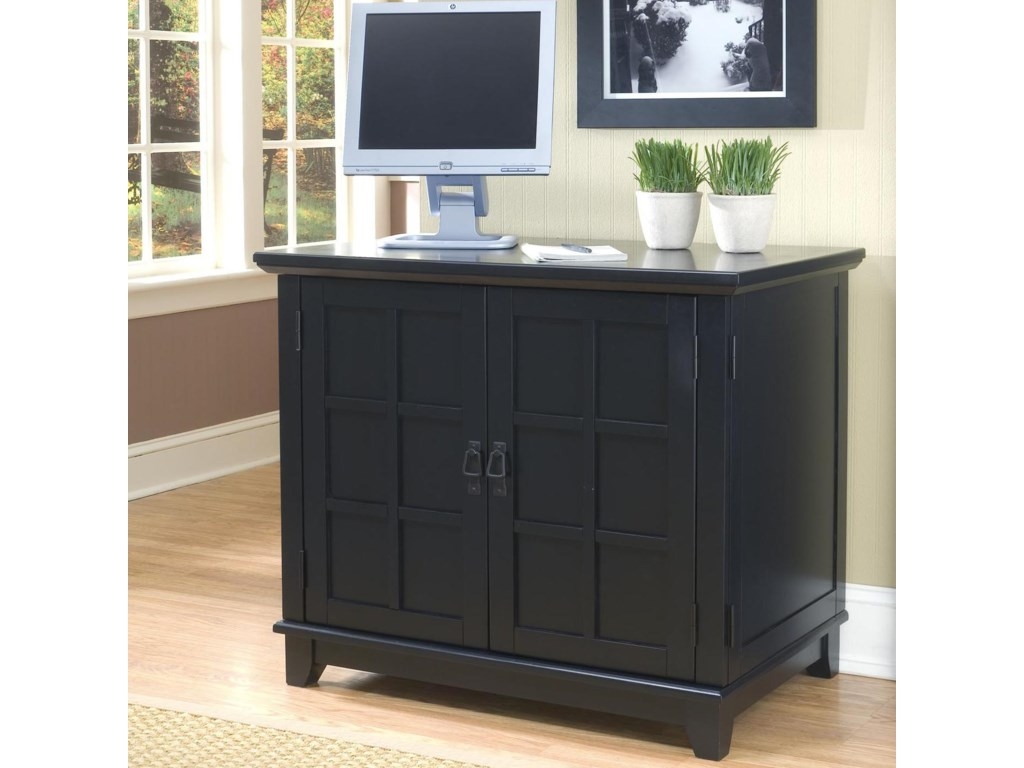 Home Styles Arts and CraftsCompact Office Cabinet