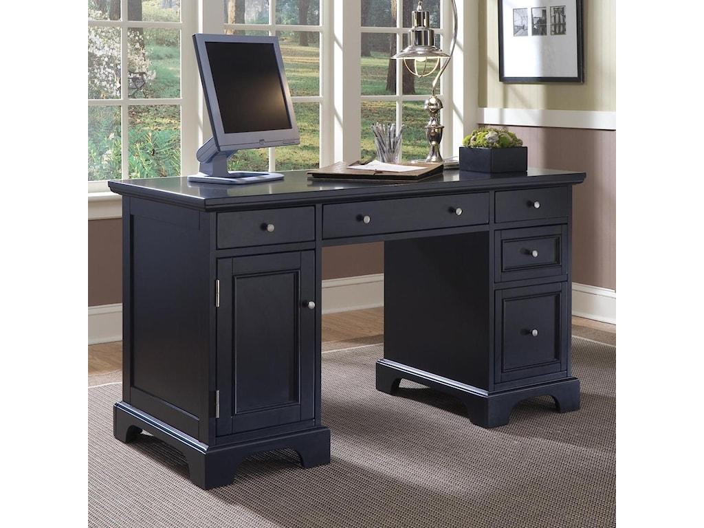 Home Styles BedfordPedestal Desk