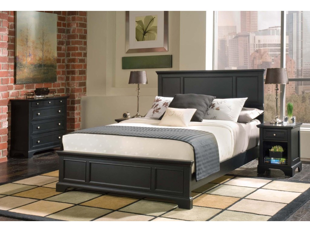 Home Styles BedfordNighstand