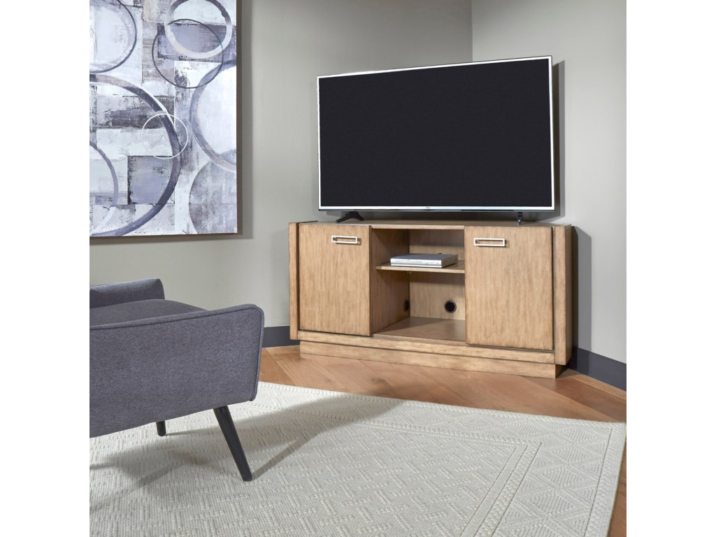 Homestyles Big SurCorner TV Stand