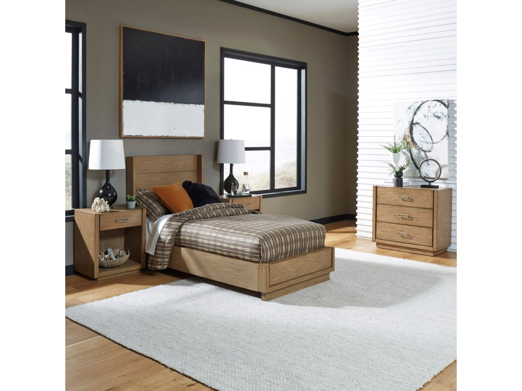 Homestyles Big SurTwin Bedroom Group