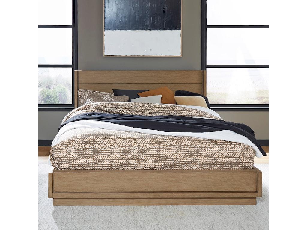 Homestyles Big SurKing Bed