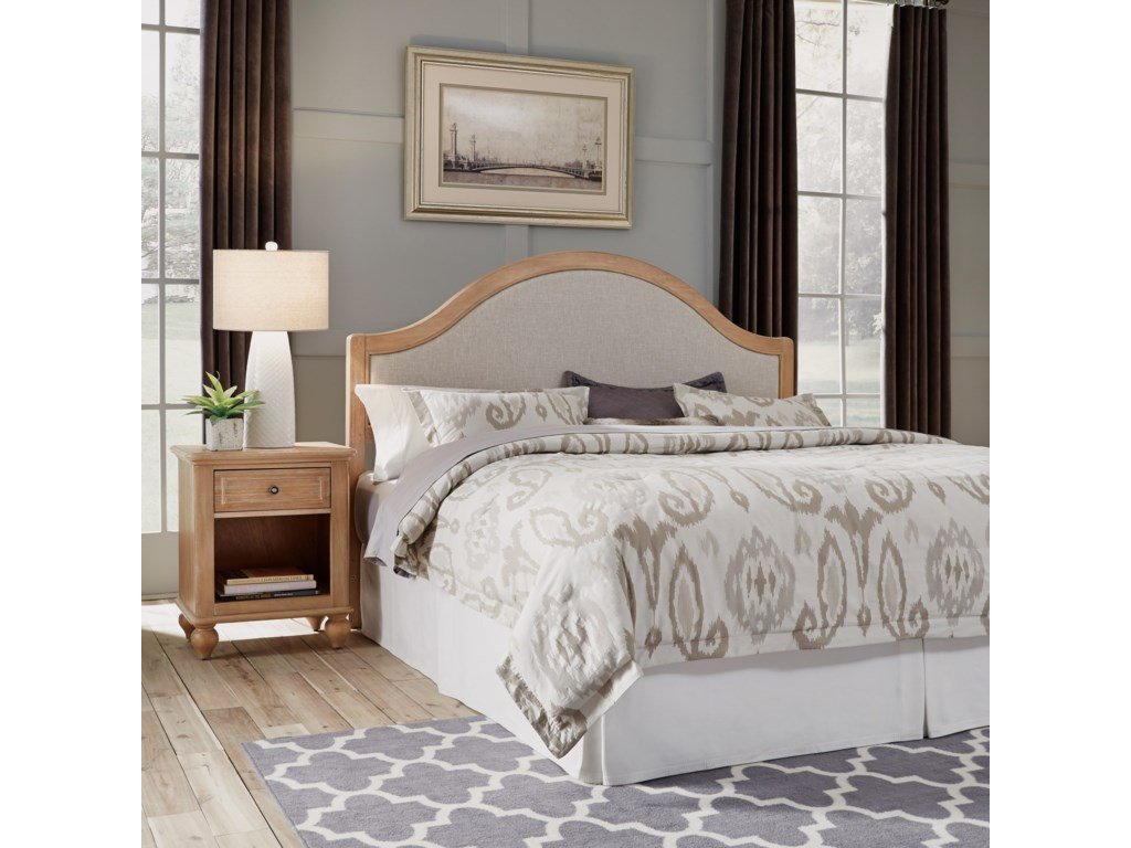 Homestyles CambridgeKing Headboard