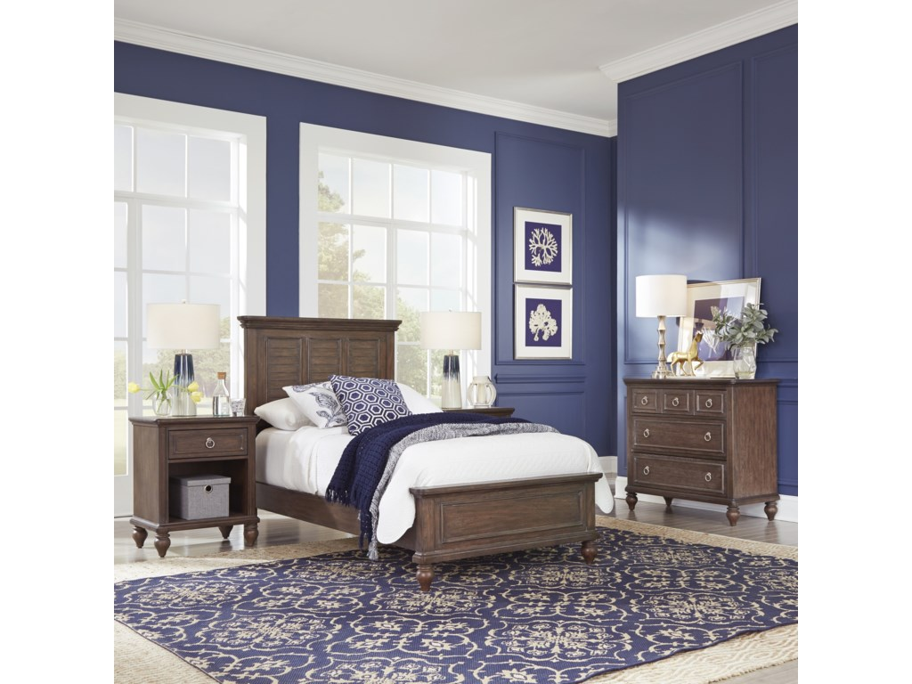 Homestyles SouthportTwin Bedroom Group