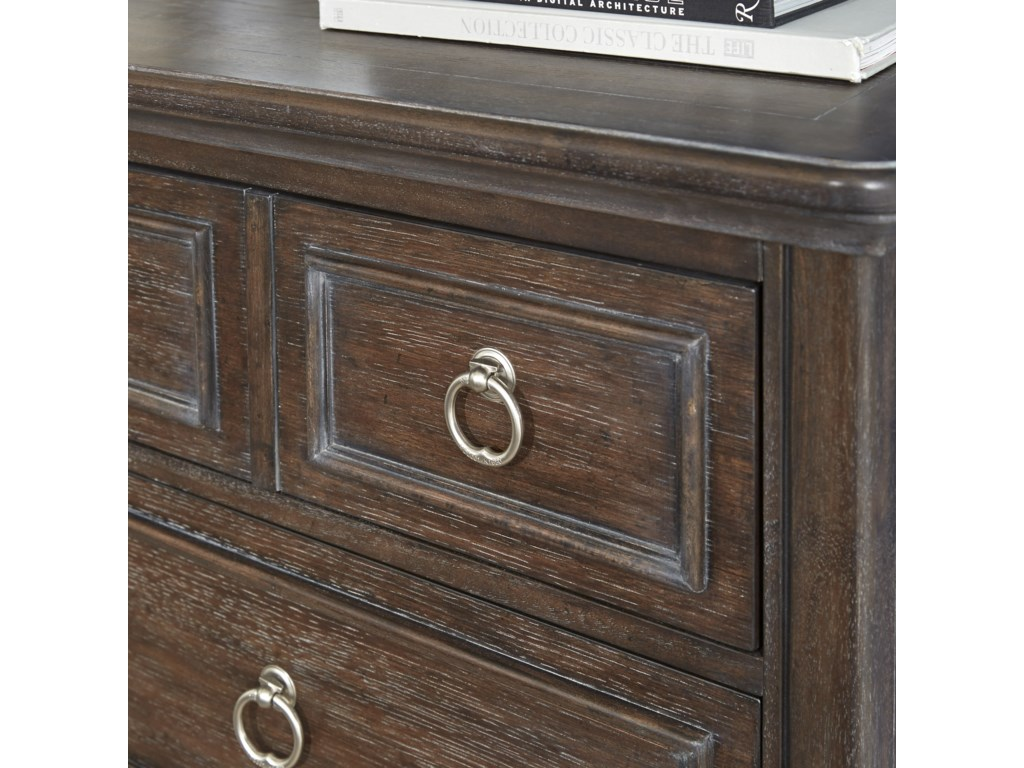 Homestyles SouthportDresser and Mirror Set