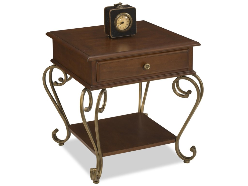 Home Styles St IvesEnd Table