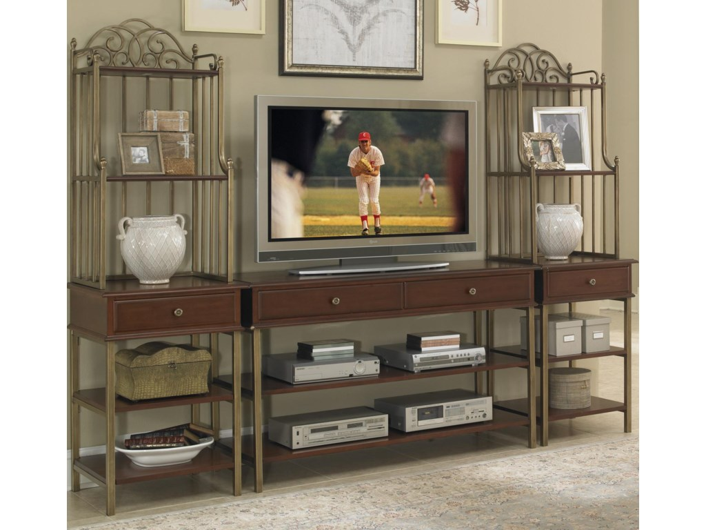 Home Styles St Ives3 Piece Entertainment Center