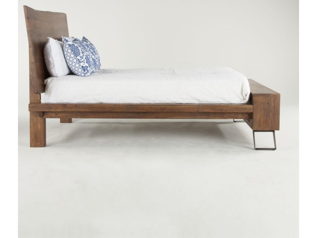 Home Trends &Design London Loft Collection Queen Bed