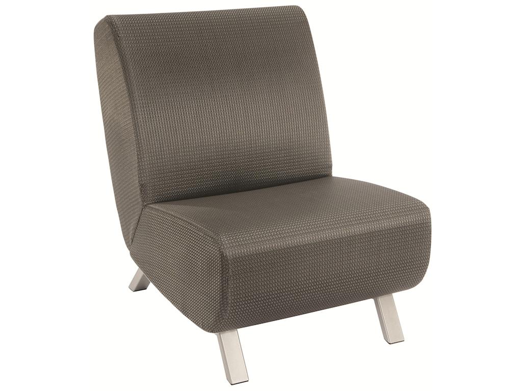 Homecrest Airo2Armless Chair