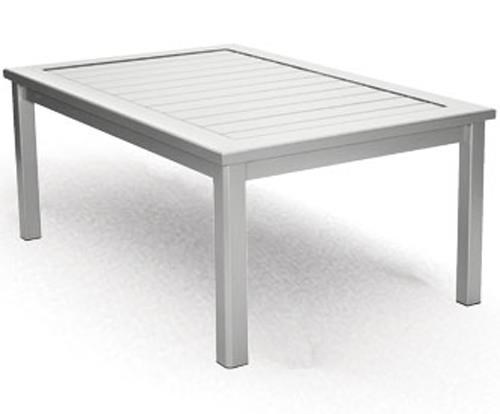 Homecrest Dockside SlatRectangular Coffee Table