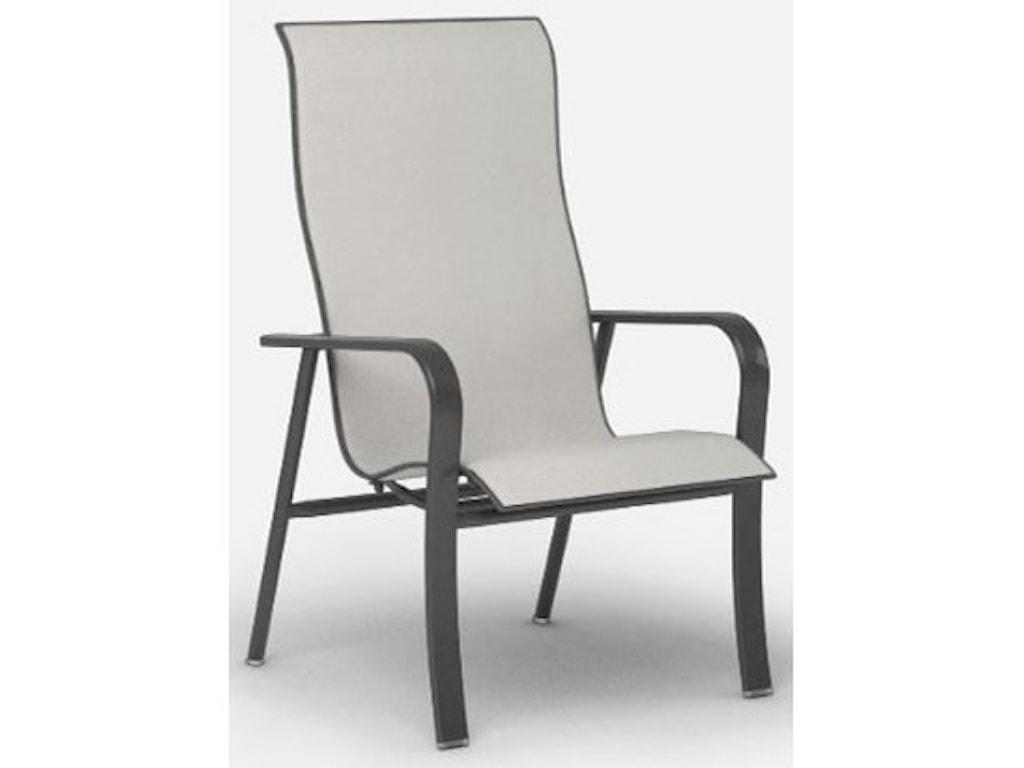 Homecrest kashtonhigh back chair