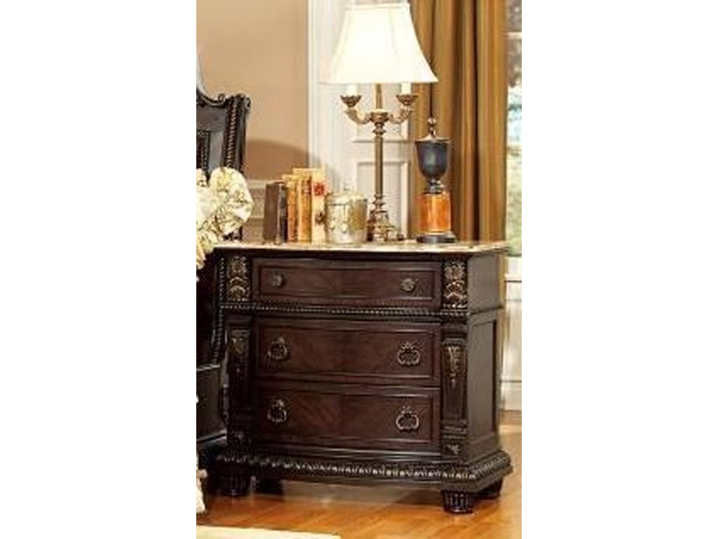 Homelegance 1394Night Stand