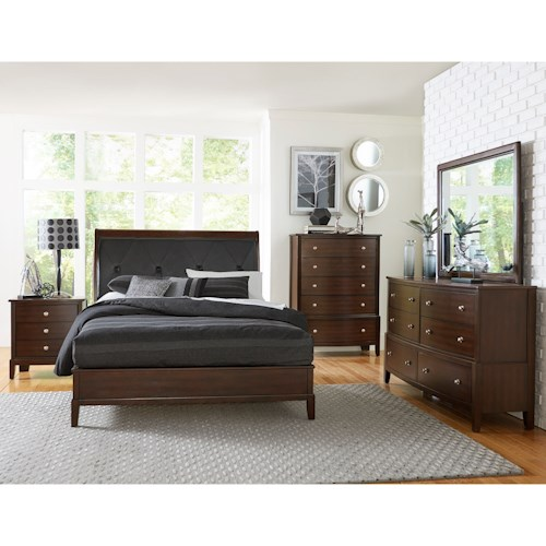 Homelegance Cotterill California King Bedroom Group