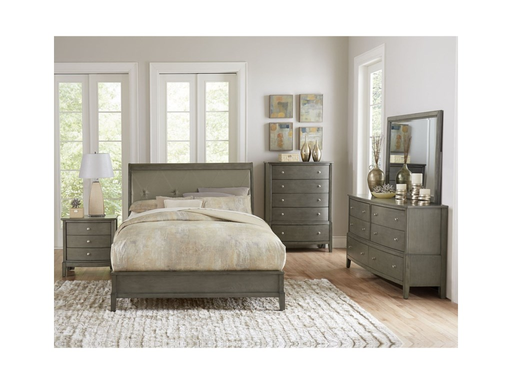 Homelegance CotterillKing Bedroom Group