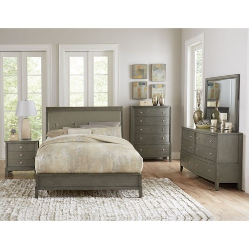 Homelegance Cotterill King Bedroom Group