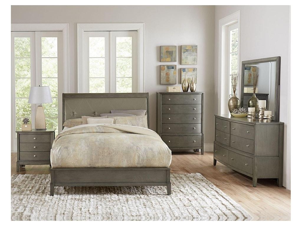 Homelegance CotterillQueen Bedroom Group