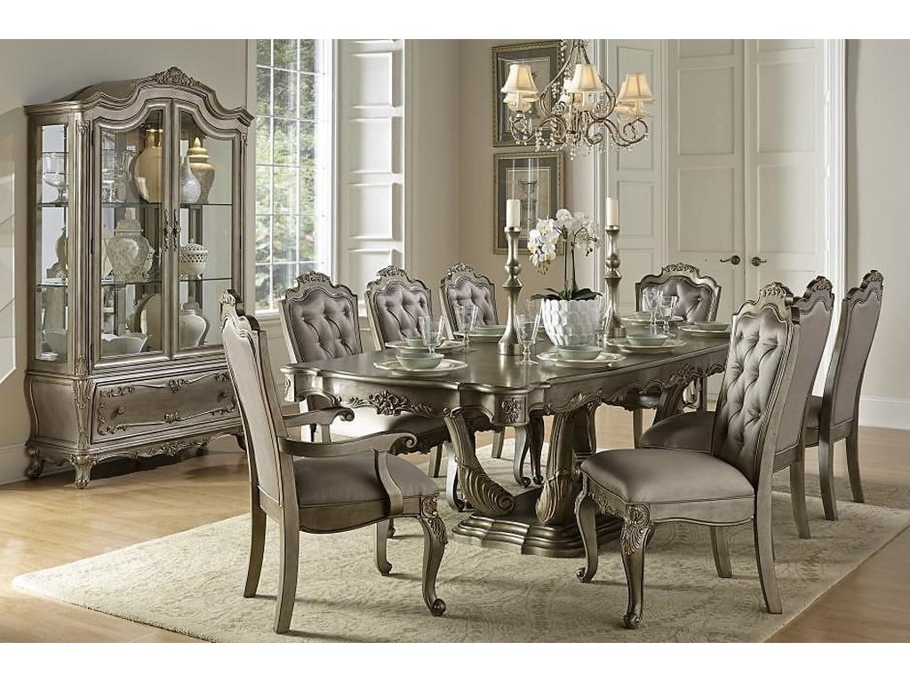 Homelegance FlorentinaDining Table