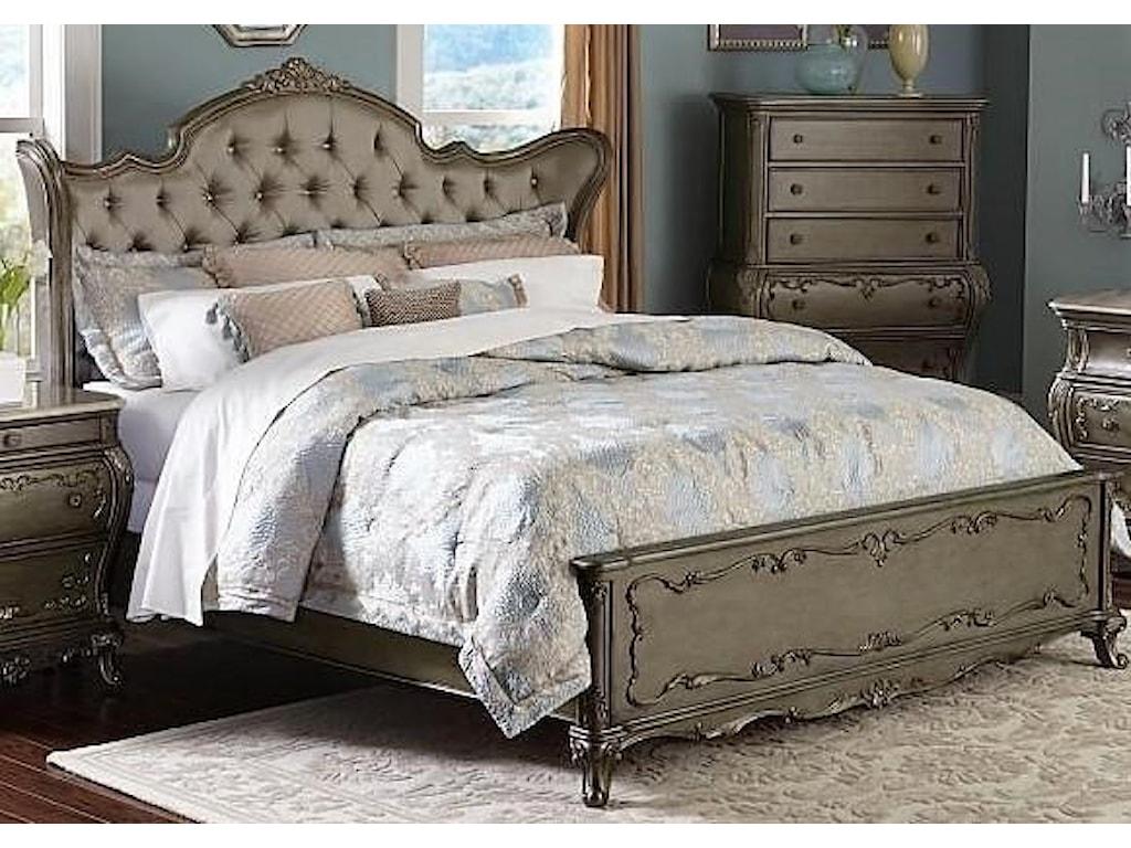 Homelegance FlorentinaQueen Bed